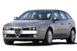 Alfa Romeo 159 Sportwagon (939BX) (2006 - 2011)