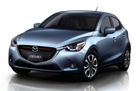 Mazda 2 (DE) (2007 - 2015)